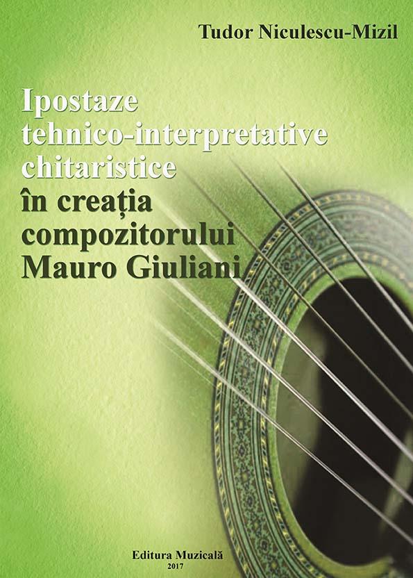 Tudor-Niculescu-Mizil book Mauro Giuliani