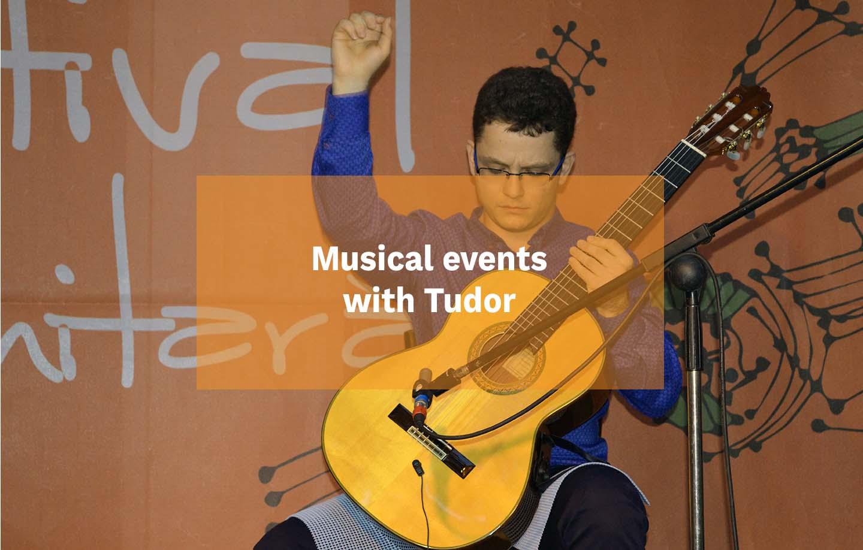 classic guitar events